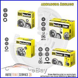 1 LuK Zentralausrücker, Kupplung Schaltgetriebe Schaltgetriebe 5 Gang REGAL