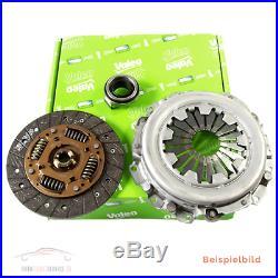 1 VALEO Zentralausrücker, Kupplung Schaltgetriebe Schaltgetriebe sequentiell 500