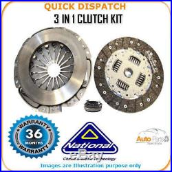 3 In 1 Clutch Kit For Toyota Auris Ck10232