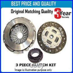 3 Piece Clutch Kit For Saab Ck9302 Oem Quality