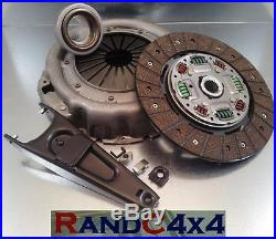 5551K Land Rover Discovery 200 Tdi EXTREME USE Clutch Kit Release Fork & Bearing