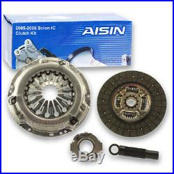 AISIN Clutch Kit for 2005-2006 Scion tC 2.4L L4 Friction Plate Release fb