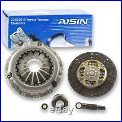 AISIN Clutch Kit for 2005-2015 Toyota Tacoma 4.0L V6 Friction Plate nn