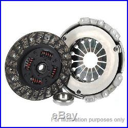 AUDI A3 8P, 8P1, 8PA 1.6 Clutch Kit 3pc (Cover+Plate+Releaser) 03 to 13 LuK New