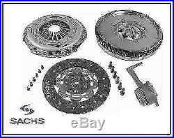 Alfa Romeo 159 1.9 JTDM 2005 Dual Mass Flywheel Clutch kit & CSC Sachs