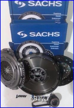 Audi A3 S3 2.0tfsi Tfsi Quattro Sachs Dmf, Carbon Nitride Clutch And Csc