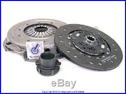 BMW (69-84) Clutch KIT disc plate bearing SACHS pressure release e3 e12 e23 e38
