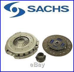 BMW E24 M6 E28 E34 M5 Disc Pressure Plate Release Bearing Clutch Kit OEM