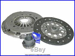 BMW E34 530i Clutch KIT (disc, Pressure Plate, Release Bearing) NEW + Warranty
