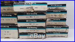 Bca Federal Mogul New Clutch Release Ball Bearing NOS Lot Of 37 Bearings