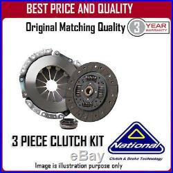 Ck9659 National 3 Piece Clutch Kit For Suzuki Grand Vitara I