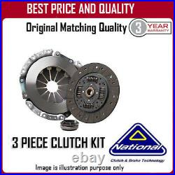Ck9954 National 3 Piece Clutch Kit For Fiat 500