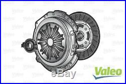 Clutch Kit 3pc (Cover+Plate+Releaser) 826583 Valeo 7542691 7561754 21207542691