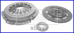 Clutch Kit 3pc (Cover+Plate+Releaser) HK8910 Borg & Beck Top Quality Guaranteed