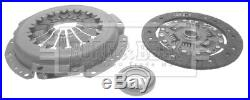 Clutch Kit 3pc (Cover+Plate+Releaser) HK8929 Borg & Beck Top Quality Replacement