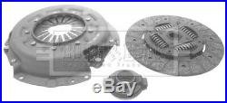Clutch Kit 3pc (Cover+Plate+Releaser) fits NISSAN TERRANO R20 2.7D 96 to 07 B&B