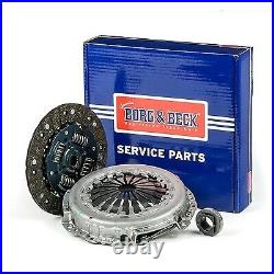 Clutch Kit 3pc (Cover+Plate+Releaser) fits PEUGEOT 208 1.0 1.2 1.4 1.4D 2012 on