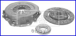 Clutch Kit 3pc (Cover+Plate+Releaser) fits TRIUMPH SPITFIRE Mk4 1.3 71 to 72 FM3
