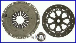 Clutch Kit fits PORSCHE 911 997 3.8 04 to 08 240mm Sachs 99711691312 99711691315