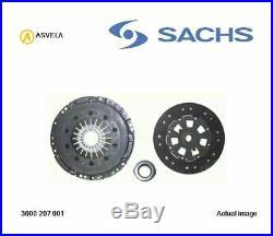 Clutch Kit for BMW, ALPINA 5, E34, M30 B30, M30 B34,7, E32 SACHS 3000 207 001