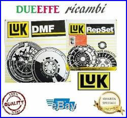 Clutch Set + Flywheel Luk For Ford Fiesta V (jh, Jd) 1.4 Tdci 2001 2008