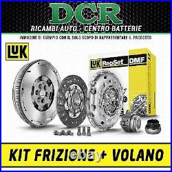 Clutch Set Luk 600005300 For Ford Volvo