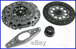Complete Clutch Kit BMWE91, E90, E92, E61, F10, E60, E84, E87, E46, F11, E83, E64, E63