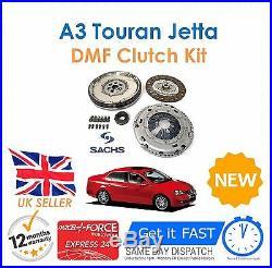 Dual Mass Flywheel DMF Clutch A3 Touran Jetta Passat 1.9 TDI BKC BLS BJB BXE