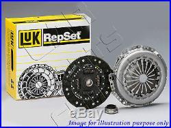 FOR BMW 3 SERIES 318i 318d E46 01-05 LUK CLUTCH M47204D1 M47D20 N42B20 N46B20A
