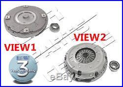 FOR CHRYSLER PT CRUISER 2.0 2.4 CLUTCH COVER DISC FLYWHEEL & RELEASE BEARING Kit