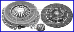 FORD TRANSIT 2.5D Clutch Kit 3pc (Cover+Plate+Releaser) 88 to 00 Manual B&B New