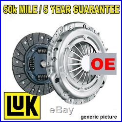 Fits Iveco Daily (1985-2011) Oem Oe Repset Clutch Kit 3 Piece Release Bearing