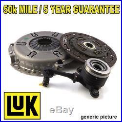 Fits Vauxhall Insignia 2.0 Biturbo Cdti (08-) Oe Repset Clutch Kit+csc