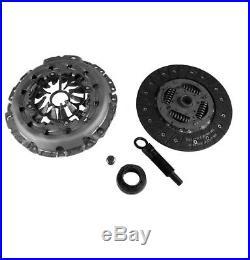 For Audi A4 Quattro Clutch Kit LuK Disc Pressure Plate Release & Pilot Bearing