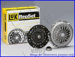 For Kia Sorento Jc 2.5 Crdi 163 170 Bhp 06- Luk Clutch Kit Release Bearing D4cb