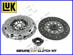 For Mazda 6 Gh Gg 2.0 Diesel 2.0dt Luk Clutch Cover Disc Release Bearing Kit Rf