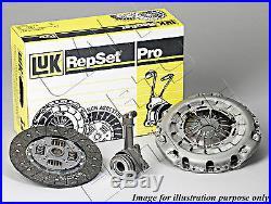 For Vauxhall Astra J 1.7 Cdti Dual Mass Flywheel Clutch Csc Bearing Kit A17dtj