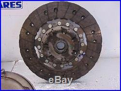 Ford C-Max 03-07 2.0 TDCI Manual Clutch Kit & Duel Mass Flywheel Release Bearing