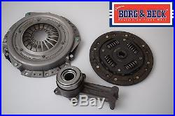 Ford Complete Clutch Kit Release Bearing Concentric Slave Cylinder Plate Cover