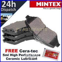 Front Brake Pads Set For Suzuki Splash Swift III (2005-) Brand New Mintex