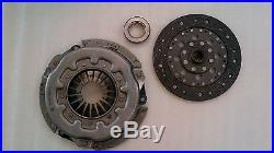 Kubota L185 Clutch Kit, Disc, Pressure Plate (updated version) & Release Bearing