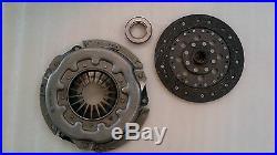 Kubota, Zennoh L1501 Clutch Kit, Disc, Pressure Plate, & Release Bearing
