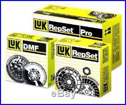 LUK 3PC Repset Clutch Kit + Releaser Release Bearing 624228700 5 YR WARRANTY