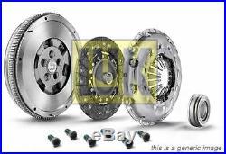 LUK Clutch Kit + Release Bearing + Dual Mass Flywheel DMF + Bolts CLCH1524