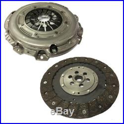 LUK DUAL MASS FLYWHEEL, CLUTCH KIT AND CSC FOR A FORD FOCUS 1.8 TDCi