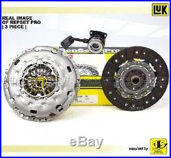 LuK REPSET PRO 3 PIECE CLUTCH KIT FOR FORD MONDEO III 2.2 TDCI (04-) 624331833