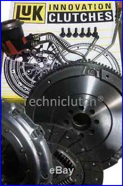 Luk Dual Mass Flywheel, And A Clutch Kit And Csc For A Land Rover 2.0 Td4