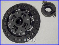 MG MGA A (1489cc & 1588cc Only) Clutch Plate & Release Bearing (From 1955- 60)