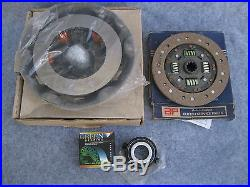 MG TC TD 3Pc AP Borg-Beck 7 1/4 Clutch, Presure Plate & Release Bearing Set NEW