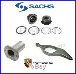 NEW Porsche 928 Guide Tube Clutch Release Bearing and Level Kit OEM / OES